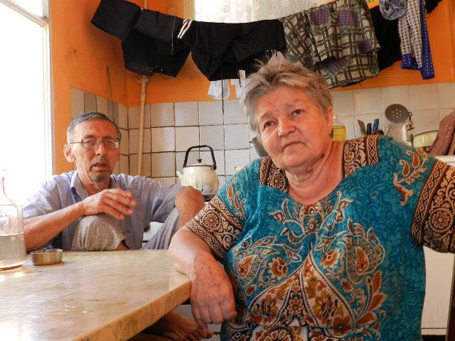 Анатолий и Сания Исраиловы