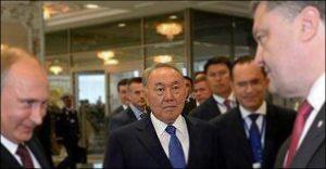 Нурсултан Назарбаев все-таки считает Россию «стороной конфликта»?