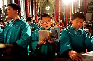 Власть и вера: Китайские коммунисты ударятся в богословие?..