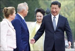 «Российская» Средняя Азия становится «ближним зарубежьем Китая»?