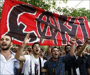 Турция: Свободу слова глушат и в мире футбола