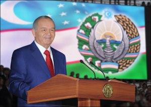 Узбекистан: Ислам Каримов поздравил свой народ с праздником и напомнил о «неприкосновенности границ»