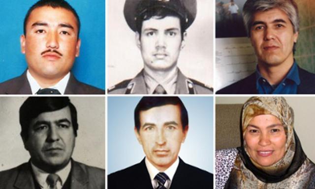 Uzbek prisoners