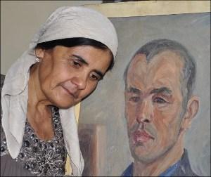 Супруга Азимжана Аскарова