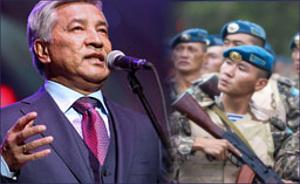 Казахстан: Имангали Тасмагамбетов назначен министром обороны; у Астаны новый аким