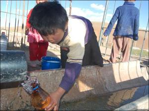 Кыргызстан: Питьевая вода как государственная проблема