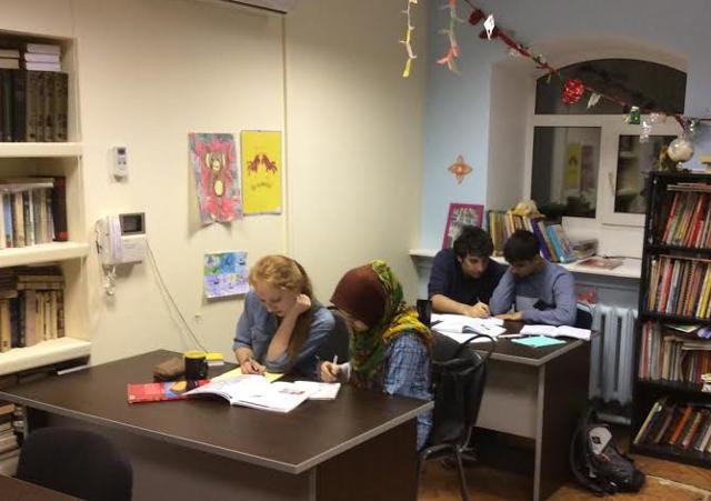 Центр адаптации и обучения детей беженцев
