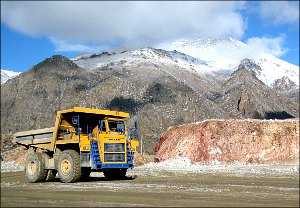 Кыргызстан: Синий камень надежды