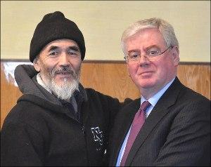 Ex-Irish Deputy Premier: «Azimjan Askarov must be free»