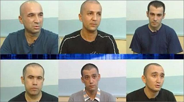 Узбекские беженцы вернулись домой и были арестованы