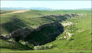 Казахстан: Загадочный каньон, куда не ступала нога человека