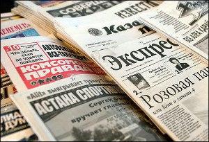 Кто «заказал» СМИ Казахстана?
