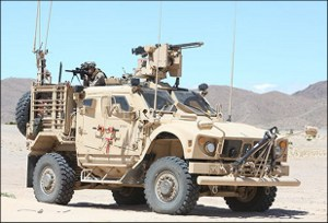 "US military vehicles: Expensive gift for Uzbek President or non-disposable ""garbage""?"