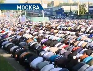 Старые и новые мусульмане Москвы: осторожные отношения