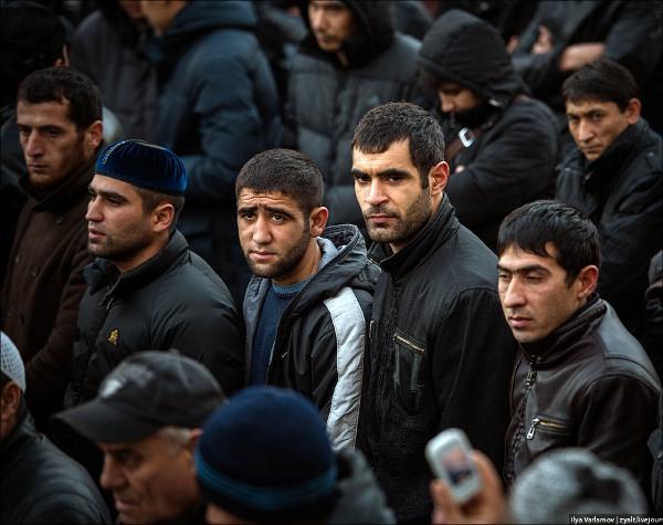 Новые мусульмане Москвы