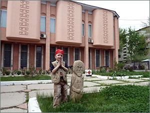 Казахстан: Шымкентский краеведческий музей довели до ручек