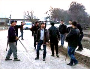 Kazakhstan: Domestic homicide provokes another pogrom against ethnic group