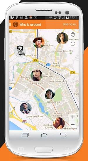 знакомства за границей приложение