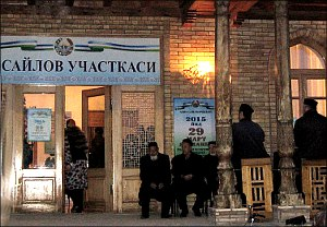 Elections 2015: Fear and indifference in Tashkent