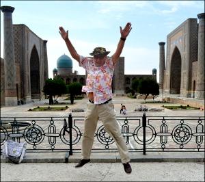 Али Хамраев: «Живу по принципу кочевых народов»