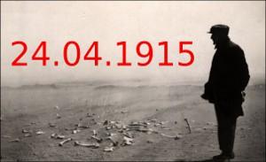 24 апреля 1915 года. Первый геноцид XX века