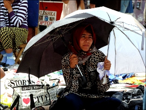 Узбекистан: Карши — город-антиутопия
