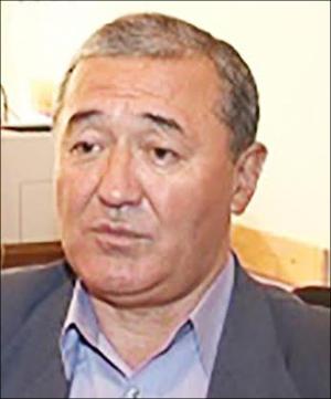 Бекбосун Борубашев
