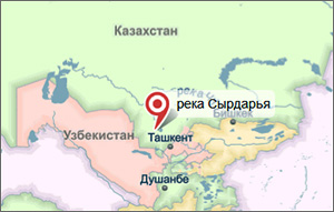 Uzbek border guards kill Kazakh, wound Tajik nationals, fire at Kyrgyz colleagues