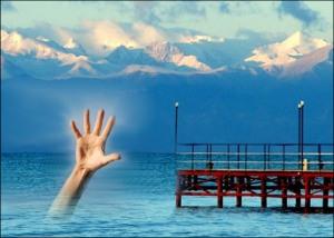 Иссык-Кульские трагедии. Спасение утопающих – дело рук…