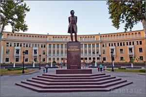 Узбекистан: Переезд памятника Пушкину в Ташкенте отпразднуют накануне Мустакиллика (фото)