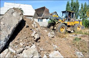 Кыргызстан: Что делать с «саманным поясом» вокруг Бишкека?