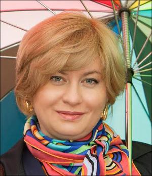 Наталья Хмельницкая