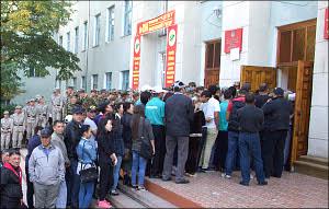 Кыргызстан: День выборов (фото)