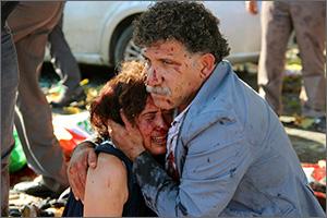 Vote or die: Who benefits from blasts in Turkey