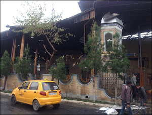 Узбекистан: Как в Самарканде горела мечеть, как ее тушили, и как за два дня «восстановили»