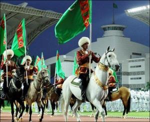 Туркменистан: День сурка в эпоху Могущества и Счастья