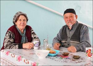 Кыргызстан: Как живут одинокие пенсионеры