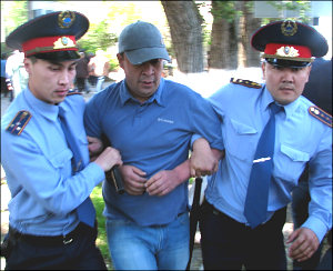 Kazakhstan: Land Protesters Face Police Rampage