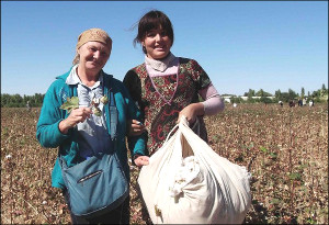 Узбекистан: Правозащитница Елена Урлаева - под «медицинским арестом». Кто же поедет на хлопок?..