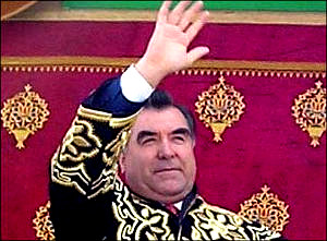 Референдум в Таджикистане