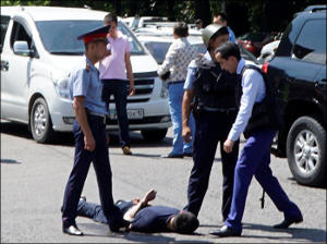 Казахстан: Терминатор возвращается?