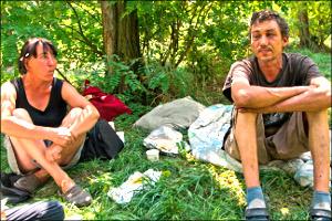 БОМЖьи люди. Как жители Бишкека делятся едой с бездомными