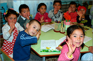 Preschool Education in Kyrgyzstan