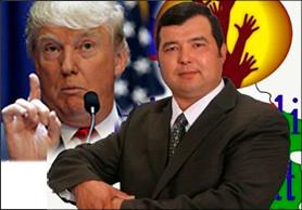 АҚШ: Баҳодир Чориев адолат талаб қилмоқда ва... Трампни қўллаб-қувватламоқда