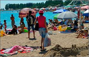 Отдых на Иссык-Куле для казахстанца: Что изменилось?