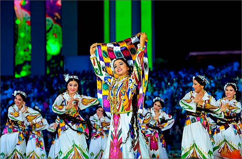 Узбекистан: Ташкент готовится кпроведению праздничных мероприятий