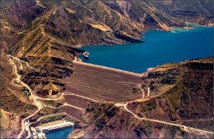 Таджикистан: Ученые признали безопасным сооружение крупных ГЭС в горных регионах