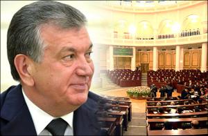 """Ўзбекистон: """"Ими-жимида амалга оширилган конституцион тўнтаришми""""? Йўқ, ҳаётнинг давом этиши !"""
