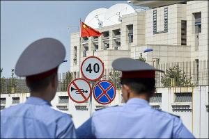 Взрыв в посольстве Китая в Бишкеке: Как нежданно-негаданно стать террористом