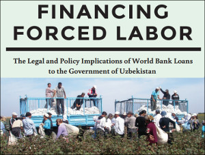 Узбекистан: Всемирный банк - в ответе за принудительный труд на хлопковых полях